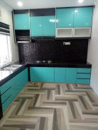 Kitchen/wardrobe/tv 489