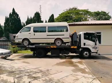 Towing 24jam lori 1sewa malaysia