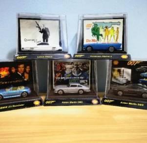 Shell 007 James Bond Collection