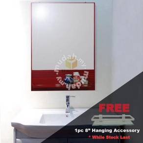 Aluminium bathroom hanging mirror-w/o frame
