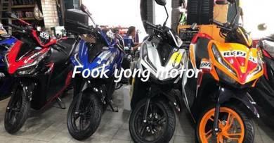 Honda vario 150 i scooter nmax 150 nvx 150