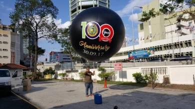 Balloon giant for sky advertising - 00334