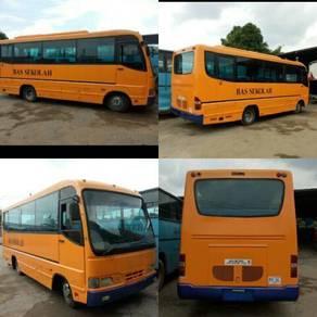 Bas Hicom Hicom Bus 2003
