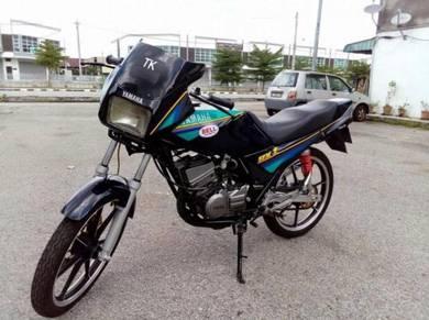 Rxz motorcyele for sell