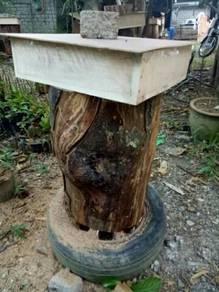 Log lebah kelulut