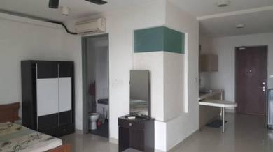 Ritze Perdana 2, Studio Fully, Lower Floor and City View