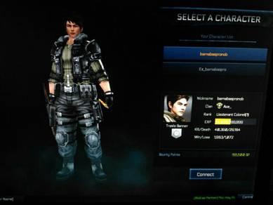 Blackshot ID Lieutenant Colonel (1)
