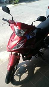 Motor yamaha lc first model for sale