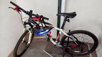 Mountain Bike Jenis Crosmac
