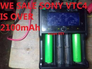 Sony VTC4 18650 3.7V Vape Battery 2100mAh 30A