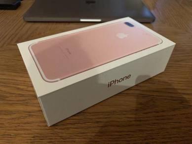 Baru Iphone 7plus 128GB My set