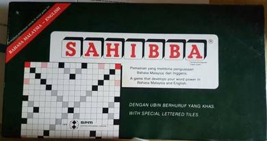 SAHIBBA Words Game