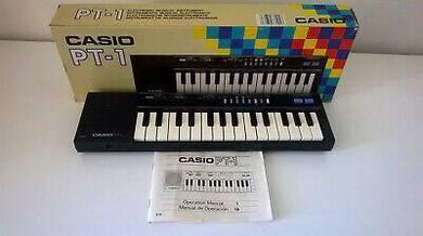 Casio PT-1 Electronic keyboard