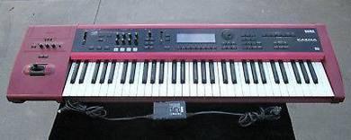 Korg karma Music workstation keyboard