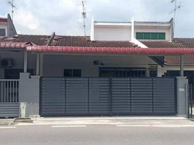FOR SALE -Taman Indah Jaya Kluang (100% full loan)