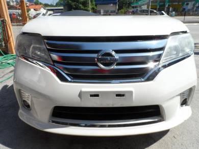 Nissan serens c26 half cut