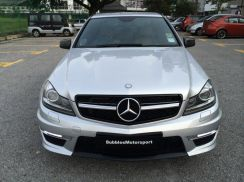 Mercedes W204 facelift AMG C63 style CONVERSION