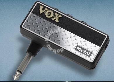 VOX Amplug 2 Metal Headphone Guitar Amplifier