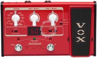 Vox Stomplab 2B Bass Guitar Effects