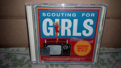 CD Scouting For Girls -Everybody Wants to be on TV
