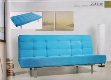 Sofa bed / katil sofa blue 2018