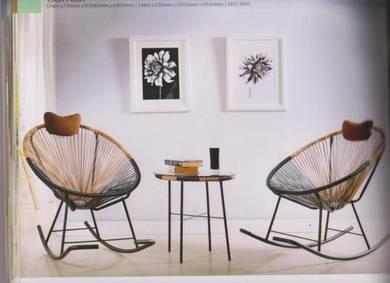 Garden set / chair / coffee table
