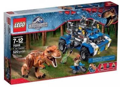 LEGO 75918 Jurassic World T-Rex Tracker