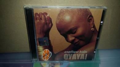 CD Angelique Kidjo - Oyaya