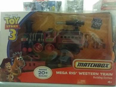 Matchbox - Toy Story 3 Mega Rig Western Train