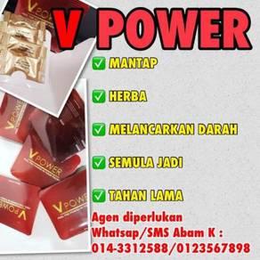 V Power 100% Semulajadi