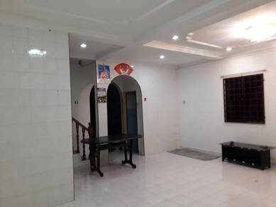(below market) Renovated double storey taman KLANG UTAMA BUKIT RAJA
