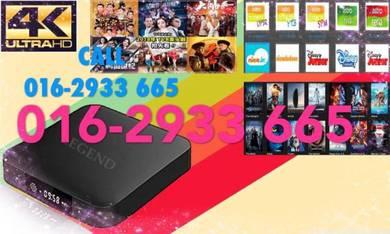Android Premier UHD Tv FullSTR0 Box iptv 4K