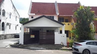 Tmn Jayamas Seremban Renovated Double Storey End Terraced