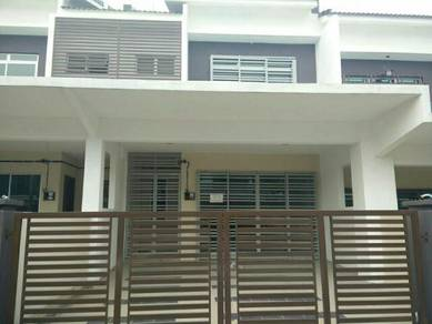 Senawang -Lavender height double storey for rent