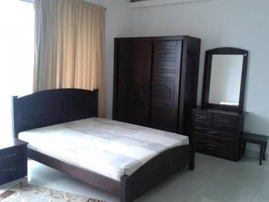Ritze Perdana 2, Studio 420sqt, Fully Furnished