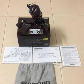 Shimano Stradic CI4 4000FA