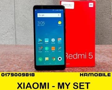 5.7inch Redmi 5 [3/32GB]