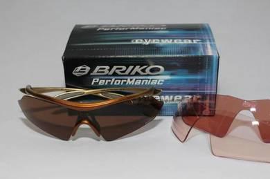 Briko Endure PRO Klip - 3 lenses