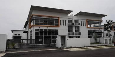 New semi-d factory rawang