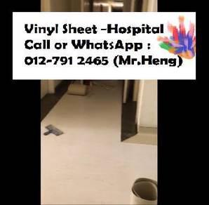 Vinyl Sheet Flooring for your Factory 104VC