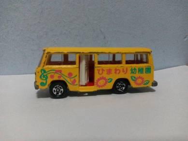 Vintage Tomica Mitsubishi Rosa Bus