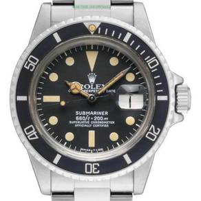 Rolex Submariner 1680 T25 Pumpkin 1978 - Star Time