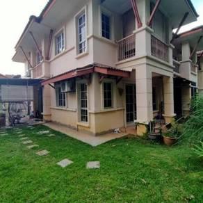 {RENOVATION} [CANTIK] END LOT 2 Storey Terrace Presint 9 Putrajaya