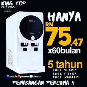 Cuckoo King Top X4F