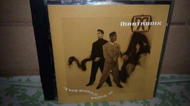 CD Mantronix - This Should Move Ya