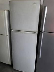 Samsung Fridge Peti Sejuk Refrigerator 2 Doors Ice