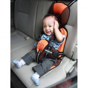 Portable baby carseat cushion