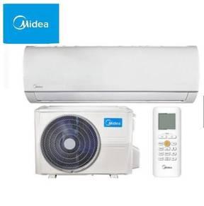 Midea 1.0HP inverter air conditioner / con / cond