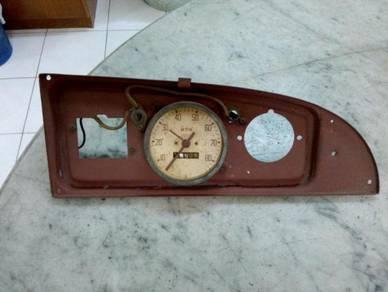 TExp Car Meter Lama Vintage Old 4