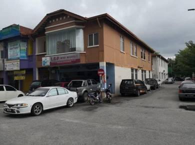 For Sale End Lot Shop (Sg Isap, Kuantan)